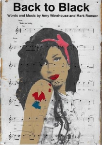 Rusty-Blechschild---AMY-WINEHOUSE---BACK-TO-BLACK-MUSIC-ART