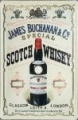 Nostalgie Blechschild - JAMES BUCHANAN & CO SCOTCH WHISKY