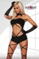 GOGO WICKEL-BODY - SARESIA 18124 - SCHWARZ - ONE SIZE