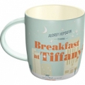 Bild 1 von KERAMIKTASSE - BREAKFAST AT TIFFANYS