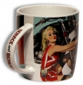 Bild 3 von Keramik Kaffeetasse - BEST GARAGE FOR MOTORCYCLES