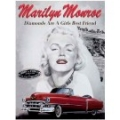 Nostalgie Blechschild - MARILYN MONROE - ICONS DIAMOND