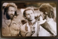 Blechschild - BUD SPENCER-TERENCE HILL - SALOON