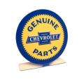Metall Tischaufsteller - GENUINE CHEVROLET PART