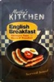 Nostalgie Blechschild - ENGLISH BREAKFAST