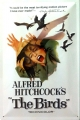 Nostalgie Blechschild - ALFRED HITCHCOCK`S - THE BIRDS