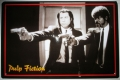 Blechschild - FILM - PULP FICTION