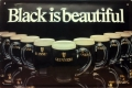 Rusty Blechschild - GUINNESS - BLACK IST BEAUTIFUL