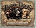 Nostalgie Blechschild - DOG DAY ACRES