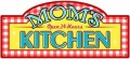 Nostalgie Blechschild - MOMS KITCHEN - OPEN 24 HOURS