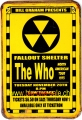 Rusty Blechschild -  THE WHO - FALLOUT SHELTER